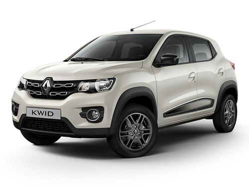 Renault Kwid Intens 2021 0km Marfil Contado Financiado Auto