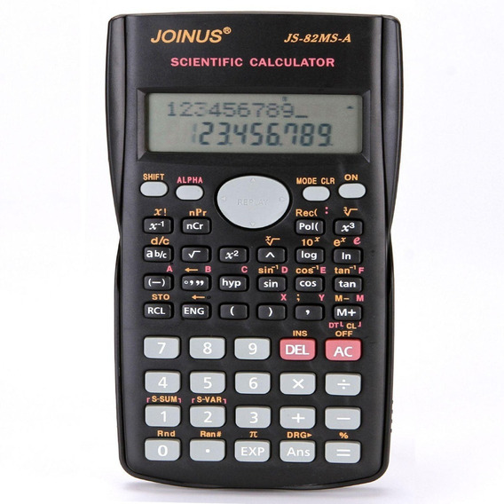 Calculadora Cientifica Kenko 82ms-5 Doble Display 12 Digitos