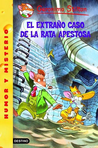 Imagen 1 de 2 de Stilton 21 El Extraño Caso De La Rata Apestosa G. Stilton