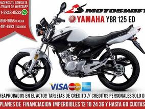Yamaha Ybr 125 Ed Full 2017 0km Motoswift