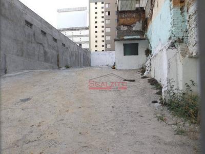 Terreno À Venda, 295 M² Por R$ 1.300.000 - Bela Vista - São Paulo/sp - Te0008