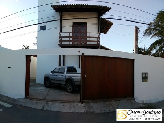 Casa 3/4 Ipitanga Lauro De Freitas - Ca00304 - 32749279