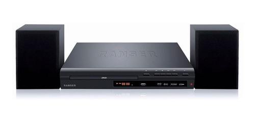 Dvd Ranser Sistema De Audio 2.1 Fm/cd/usb/hdmi Reacondiciona