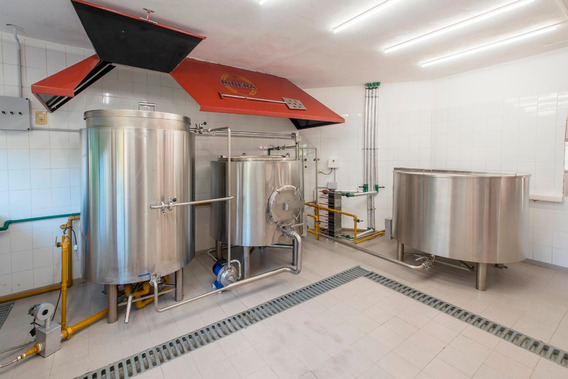 Venta De Fabrica De Cerveza Con Fondo De Comercio