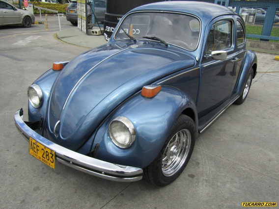 Volkswagen Escarabajo Mt 1500