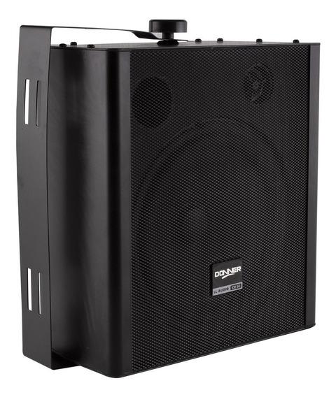 Caixa De Som Ambiente Kw60 Nca O Par - 120 Watts C/ Suporte