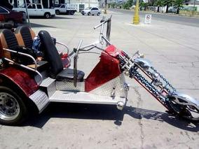 Moto Triciclo Vw 1600 Chopper