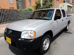 Nissan Frontier D22 2400 Cc M/t 4x2 2014