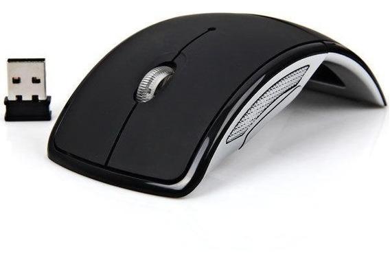 Folding Mouse S/ Fio 2.4 Ghz Usb Wireless