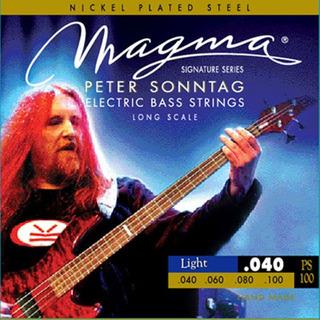 Set De Cuerdas Bajo Eléctrico 040 - 100 (envio Gratis) Magma