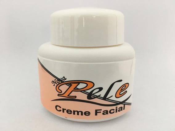 1 Nova Pele Creme Facial - Manchas De Melasma Com Colágeno