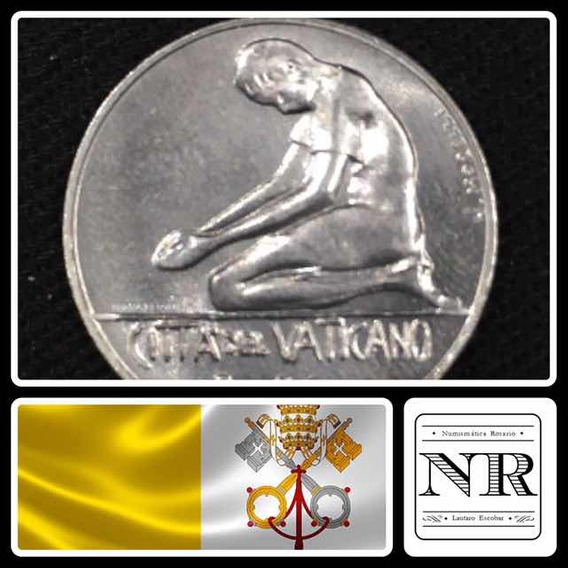 Vaticano - 10 Liras - Año 1978 - Papa Pablo Vi - Km# 134