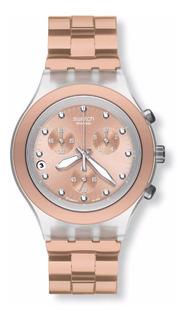 Reloj Swatch Full Blooded Caramel Svck4047ag | Envío Gratis