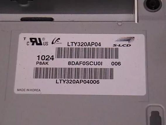 Display Lcd Sony (lty320ap04) Somente Caixa Lampadas (295)