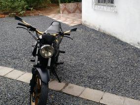 Honda Cbx 250 Passeio