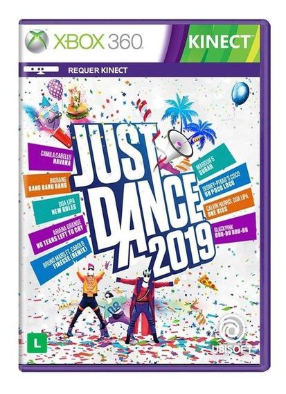 Just Dance 2019 - Xbox 360 - Novo - Lacrado - Midia Fisica