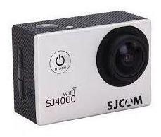 Câmera Sportcam Wifi Ultra Hd Dv 4k Xj 4000 Ultra 1080p Ip68