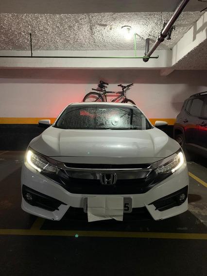 Honda Civic Touring 1.5 Turbo Impecável