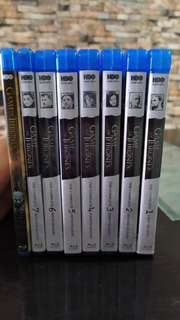 Game Of Thrones Blu Ray Serie Completa