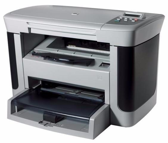 Impressora Laserjet Multifuncional Hp M1120 Semi-nova Brinde