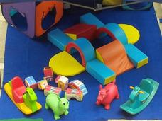 Baby Gym, Juegos Para Bebes. Alquiler.