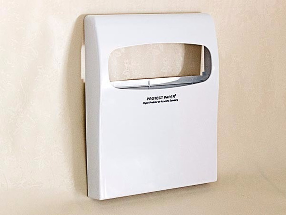 Suporte Para Protetor Assento Sanitário Para Guardar O Refil