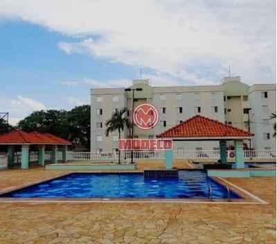 Apartamento Com 2 Dormitórios Para Alugar, 54 M² Por R$ 650/mês - Dois Córregos - Piracicaba/sp - Ap2517