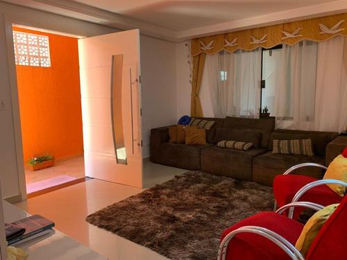 Imagem 1 de 30 de Sobrado Com 3 Dormitórios À Venda, 203 M² - Santa Terezinha - São Bernardo Do Campo/sp - So20067