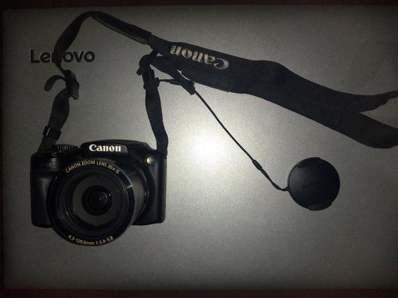 Camera Fotográfica Semi Profissional Canon Sx510 Hs