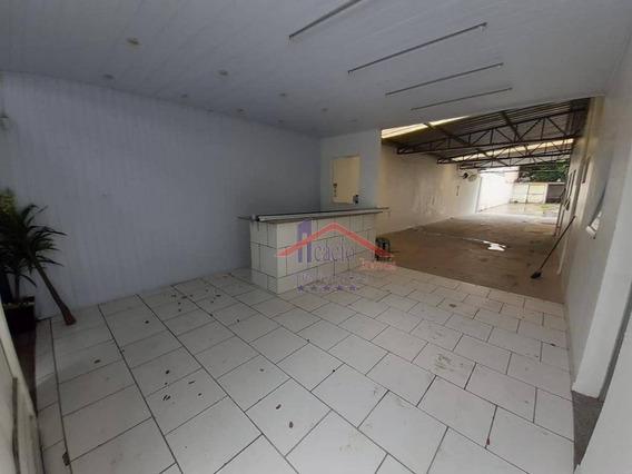 Salão Para Alugar Por R$ 4.500/mês - Vila Nova - Campinas/sp - Sl0018