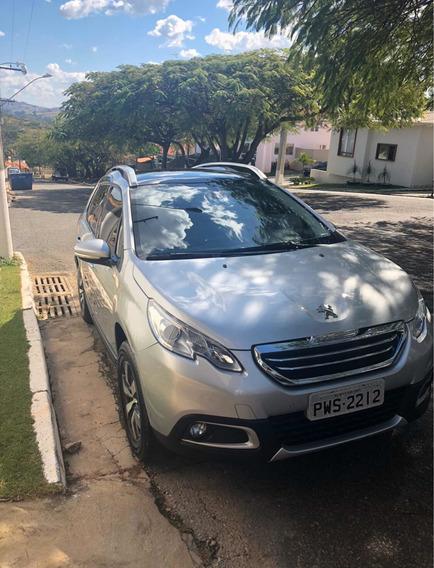 Peugeot 2008 1.6 16v Griffe Flex Aut. 5p 2016