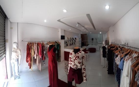 Loja À Venda Centro De São Roque- Sp