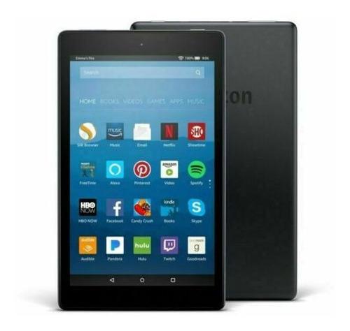 Tablet Amazon Fire Hd 8 16g 7th Geração + Case