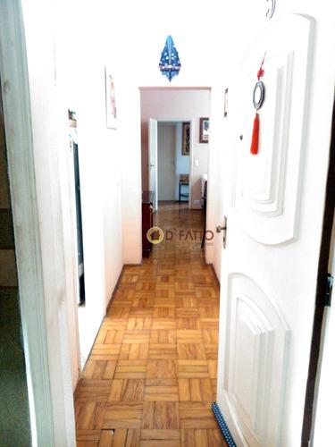 Apartamento Com 3 Dormitórios À Venda, 105 M² Por R$ 295.000,00 - Vila São João - Guarulhos/sp - Ap0347
