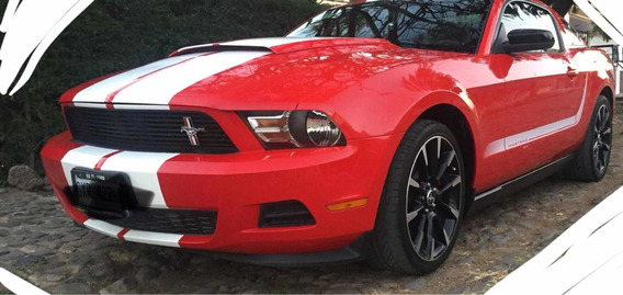 Ford Mustang St 6 Cilindros Std