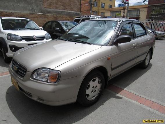 Chevrolet Esteem 13l Mt 1300cc
