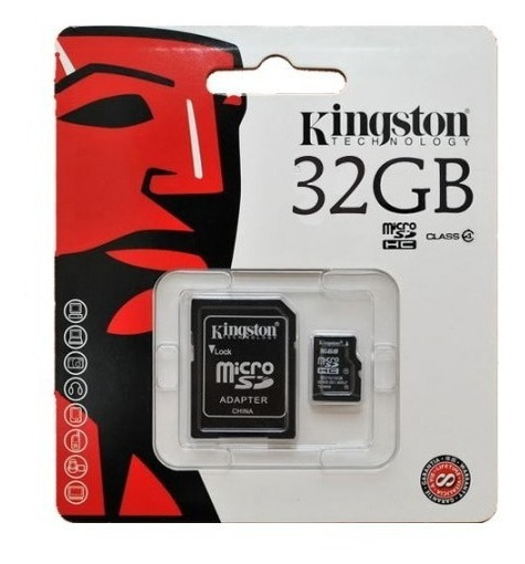 Cartão De Memoria 32gb Kingston