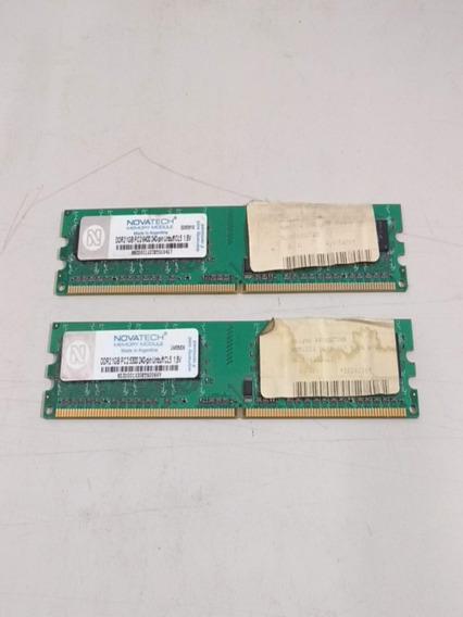 Memoria Ram 1gb Novatech Pc2 5300