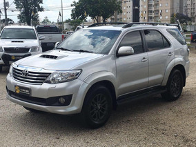 Toyota Hilux Sw4 Srv Aut 4x4 3.0 Tdi 7lugares 2013