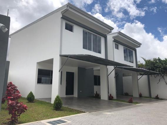 Vendo Casas Para Estrenar En La Itaba- Curridabat Sin Prima*