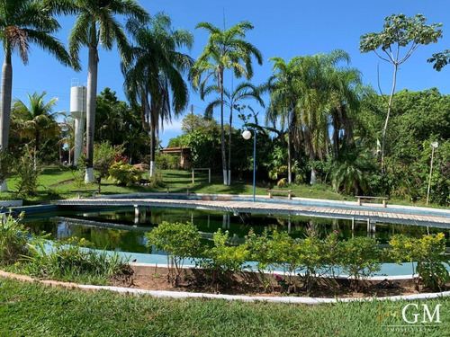 Imagem 1 de 15 de Chácara Para Venda Em Presidente Prudente, Montalvão, 3 Dormitórios, 4 Banheiros - Ch02587_2-1054439
