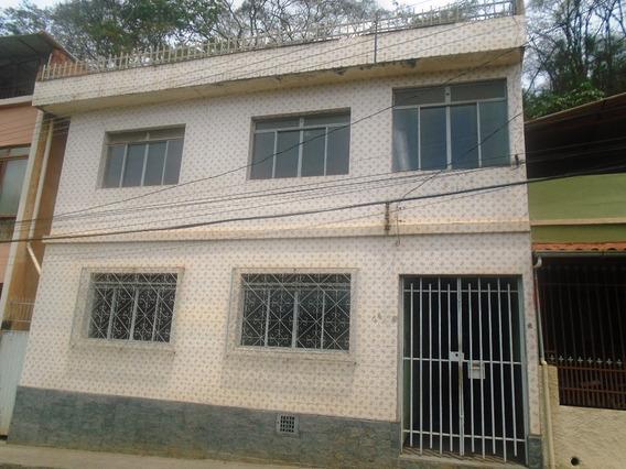 Casa Com 3 Quartos Para Comprar No Copacabana Em Ponte Nova/mg - 4845