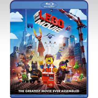 Blu-ray The Lego Movie