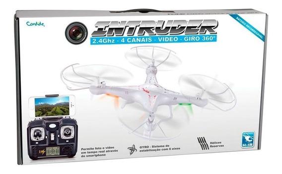 Drone Candide Intruder Com Câmera De Vídeo H-18