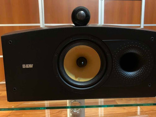 Bowers And Wilkins Htm2 Central B&w