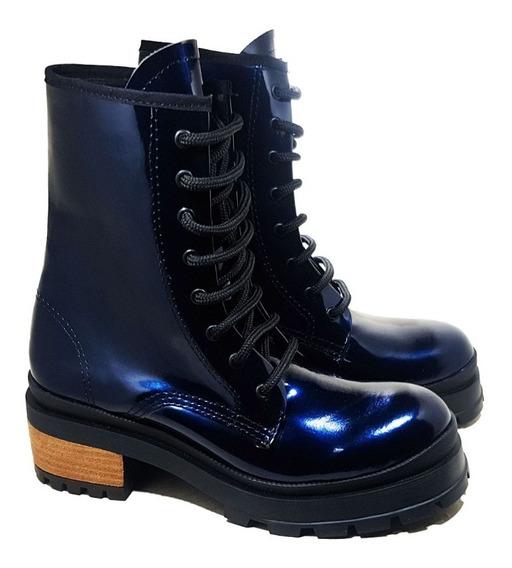 Botas Zapatos Plataforma Mujer Borcegos Aw/20
