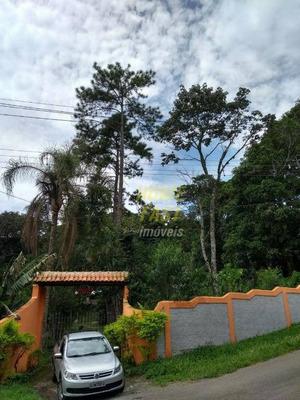 Chácara Com 2 Dormitórios À Venda, 12000 M² Por R$ 650.000 - Arujá - Arujá/sp - Ch0005