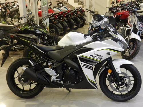 Moto Yamaha Yzf-r3 Financiación Disponible - 0km