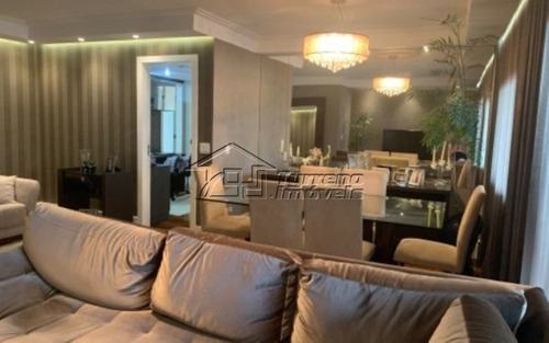 Excelente Apartamento Com 143m² No Jardim Aquarius