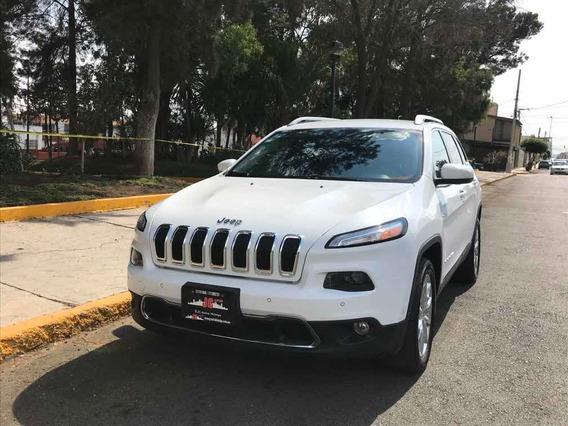 Jeep Cherokee Límited 4x2 2015